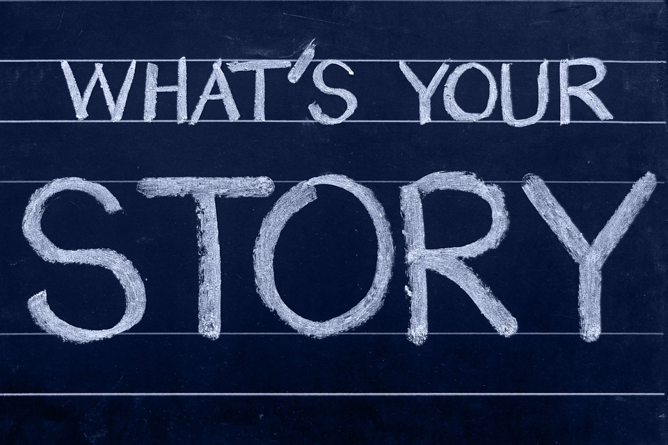 Redaction Web SEO - Storytelling whats your story