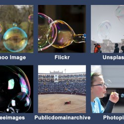 Redaction Web SEO - images gratuites bubbles