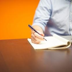 rédaction web blog - panne d'inspiration page blanche